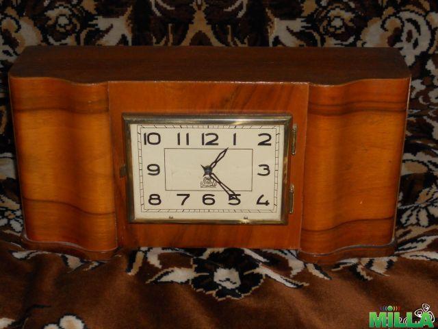 Настольные часы владимир с боем цена - Настольные часы Владимир 1950 годы